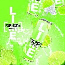 Lime Explosion - Lime Juice 120ml