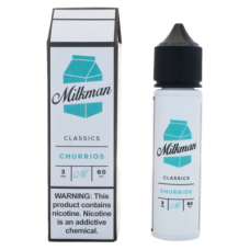 CHURRIOS BY THE MILKMAN E-LIQUIDS - 60ML 3mg