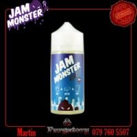 JAM MONSTER – BLUEBERRY 100ml - 3mg