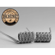 COIL DISTRICT 28G ZIPPER COIL