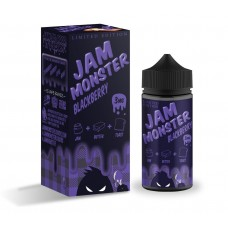 !!! Limited Edition !!! JAM MONSTER – BLACKBERRY 100ml - 0mg